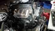 Defekter Motor inkl Anbauteile Peugeot
