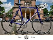 Giant Peloton Rennrad für große