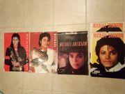 Rarität alte Michael Jackson-Wandkalender aus