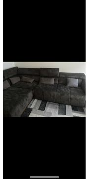 Couch Sofa L-Form