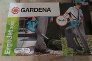 Gardena Gartensauger- Bläser ErgoJet 3000