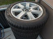 4 Winter Reifen auf Leichtmetallräder