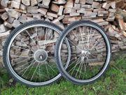Laufräder mit Reifen 26 Zoll