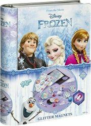 Disney Frozen Die Eiskönigin Glitzermagnete