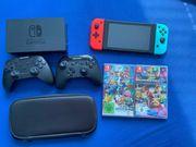 Nintendo Switch Packet