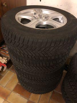 Sonstige Reifen - Winterreifen Fulda 215 65 R16