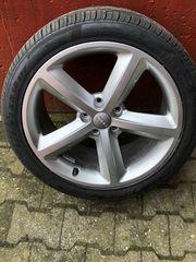 Audi A6 4F Alufelge incl