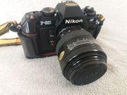 Nikon F 501 Analog Ersatzteile
