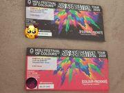 Tickets für das Holi Festival