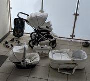Kinderwagen 3 in 1 Emmaljunga