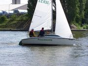 Segelboot Typ Windjammer Microcupper schnelles