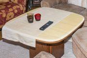 Tisch mit massiver Marmorplatte Vintage