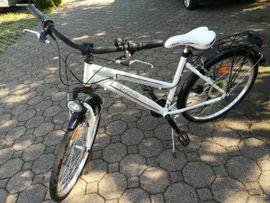 """Gebraucht, Damen-Fahrrad 26"""" gebraucht kaufen  Meiningen"""