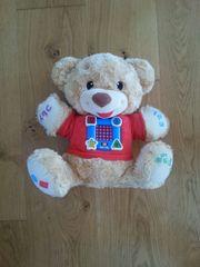 Fisher Prize Teddybär mit Musik