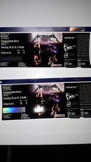 Metallica Konzertkarten