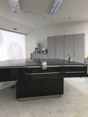 Möbel Arbeitstisch Zahntechnik Design