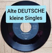DEUTSCHE Vinyl Singles Schallplatten ab