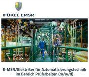 E-MSR Elektriker für Automatisierungstechnik im