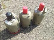 5 kg propangasflaschen 3 Stück