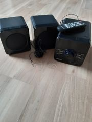 Medion Micro Stereoanlage md84056 MP3