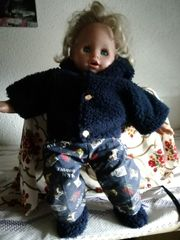 Zopf Puppe