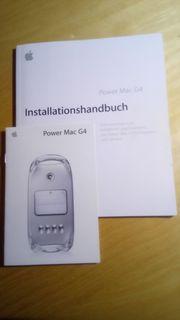 Installationshandbuch Power Mac G4