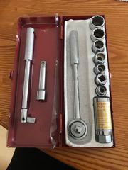 Steckschlüssel Set 11 Teile Neue