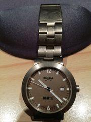 Armbanduhr Boccia Titanium
