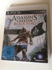 Assassians Creed-Black Flag PlayStation 3