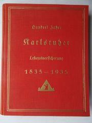 Samwer Adolf Hrsg Hundert Jahre