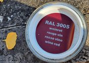 5 Weinrot RAL 3005 750