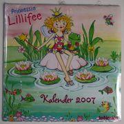 Lillifee Kalender 2007 neu original-verpackt
