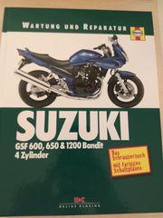 Reparatur Handbuch GSF 600 1200