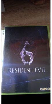 Resident Evil X Box 360
