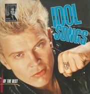 Punk - LP Billy Idol Songs -