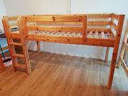 Original Flexa halbhohes Bett oder