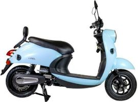 Mofas, 50er Kleinkrafträder - RE01 MELE Elektro Retro Motorroller