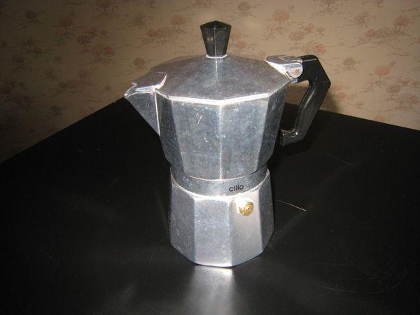 Kleiner Espressokocher von Cilio