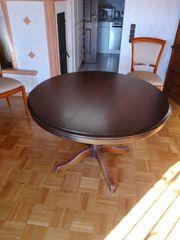 Runder Tisch Ausziehbar In Darmstadt Haushalt Möbel Gebraucht