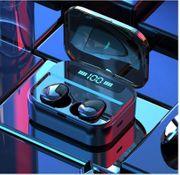 Drahtlose Kopfhörer Bluetooth Headset Powerbank