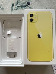 iPhone 11gelb