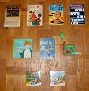 7 Bücher 2 DVD Biene