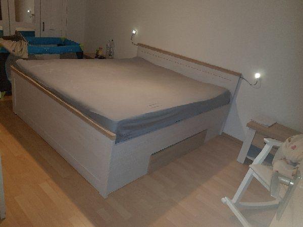 Schlafzimmer Bett in Germering - Betten kaufen und verkaufen über ...