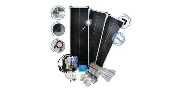 Solaranlage 240W MPPT Bluet f