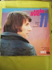 Doppel LP Udo Live 77