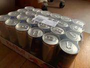 verkaufe übriggebliebener Red-Bull 24er Tray