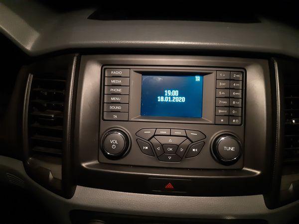 Autoradio für Ford Ranger