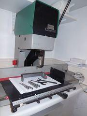 Papierbohrmaschine Citoborma 180