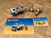 Lego Space Port Fuel Truck