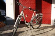 Verkauft werden 2 Damenfahrräder Pegasus